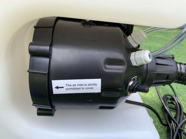 Zamgławiacz elektryczny ULV plecakowy-5564